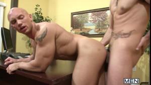 Dirty Chiropractor - STG - Str8 to Gay - John Magnum & Phenix Saint