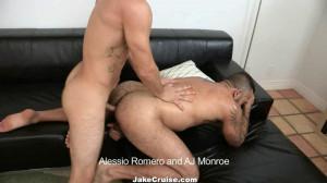 Alessio Romero & AJ Monroe