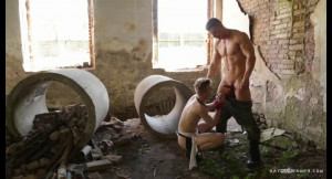GayWarGames - Jakub and Tomas (Recruits Troubles Part 4)