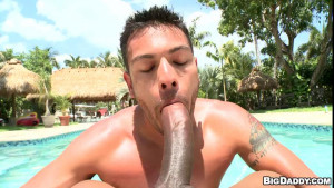 Its Gonna Hurt - Big dick outdoors