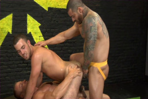 Pack Attack vol.4 Parker Perry