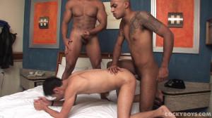 Andre, Poax and Oscar De La Guerra