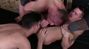 RawFuckClub - Chris, Saxon and Shane