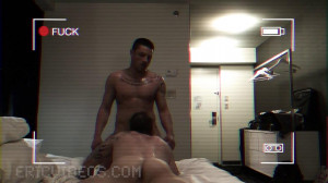 Eric is back for fun with sexy Sean Parker