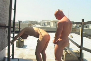 [Puppy Productions] Raw roof top Scene #5