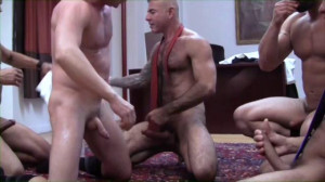 Gang Fucked - part 2(Dark Alley)