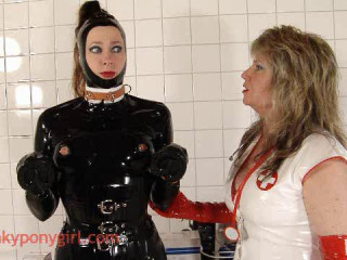 Spandex Domination & submission movie 9