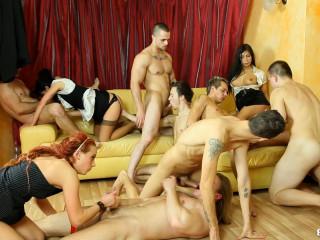 Bisexual Style Cfnm Part vol.3