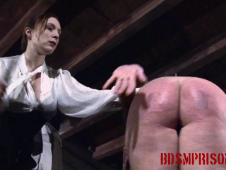 BDSMPrison - Heidi is Imprisoned for Domination & submission Punishment for False Charity Work