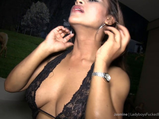 Jasmine  Style Demonstrate Large Fuck-stick Topping