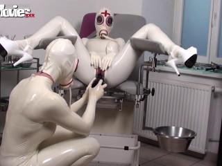 Hospital spandex fetish