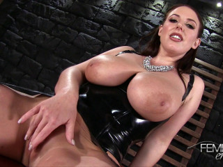 Angela White Cruelest Cuckoldress (2017)