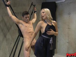 Edged Sex Marionette Instructing