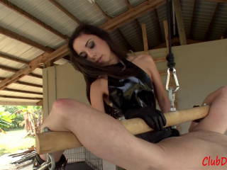 Trinity St. Clair - Raw Pussy Caning
