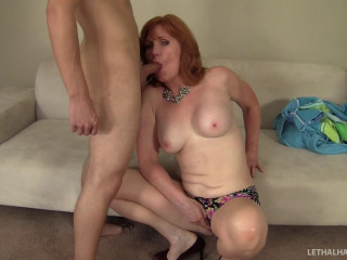 Oops, I Creampied In My Stepmom