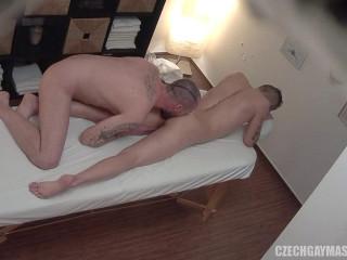 Czech Fag Massage 5