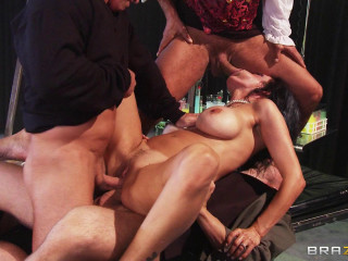 Promiscuous Spectacular Dame Who Can Handle Monster Cock