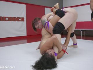 Izamar Gutierrez thinks she's won Summer Vengeance...Surprise!!