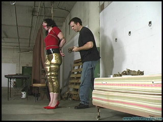 Hogtied Prostitute - Part 1
