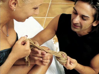 Fresh Orgy Guide: Restrain bondage Die fesselnde Lust (2009)