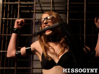 Lovely Ela Darling receives a excruciating lesson
