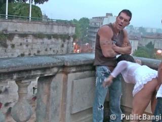Public Lovemaking Eve