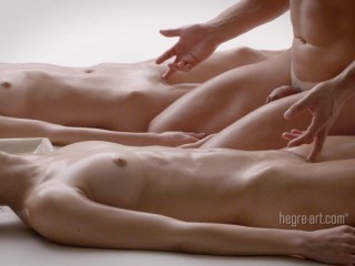 Dual Sheer pleasure Massage