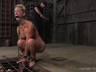 Cherie Deville and Lavender Rayne - BDSM, Humiliation, Torment