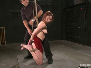 Gigantic Sausage Dream Sasha Lexing Sascha - BDSM,Humiliation,Torture HD 720p