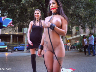 Susy Gala is a Public Penetrate Doll: Part 1