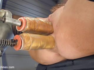 Big Titted Buttfuck Mummy Sprays Everywhere