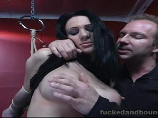 The Willing Gimp Brandon Iron Victoria Sin- BDSM,Humiliation,Torture HD 720p