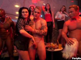 Party Hard-core Gone Kinky Vol. Twenty one Part 3
