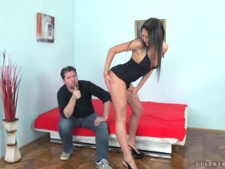 Erika Bellucci Naughty Chix Reloaded Part 2 - BDSM, Humiliation, Torment Total HD-1080p