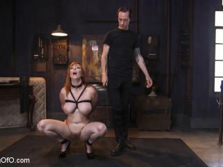 Gimp Training Lauren Phillips: Your Whore, Your Cunt, Your Slut