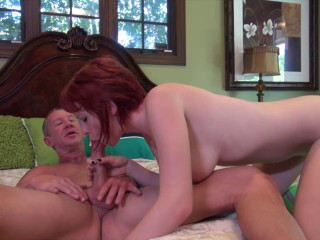 Redhead bombshell plumbed to fatigue