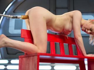 Blondie Fairy Gets Porked Into Oblivion