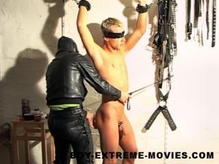 Raw Masculine Spanking DVD