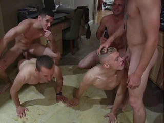 Bisexual Barracks
