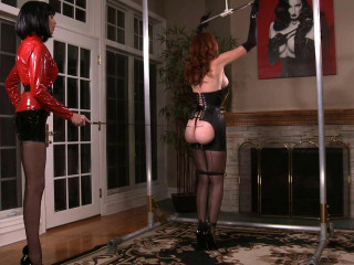 The Revenge of U-89 part 2 - Kendra James & Sara Liz