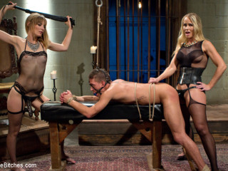 Stepmother And Daughter Dominating Couple
