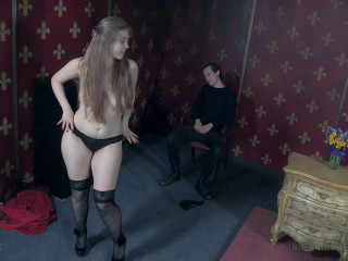 Electra Rayne Master is Observing - BDSM, Humiliation, Torment
