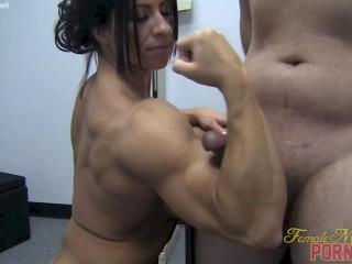 Angela Salvagno - Chisel Exercise