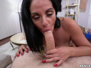 Cristal Caraballo - Slamming My Super-fucking-hot Cuban Maid FullHD 1080p