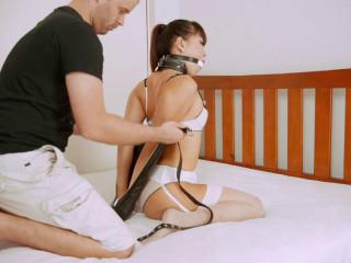 Restrained Senses 57 part - BDSM, Humiliation, Torment Utter HD-1080p