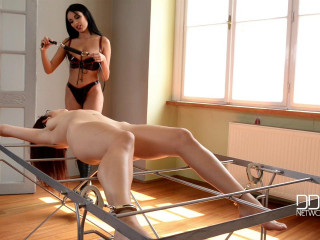 Zenda Magnificent and Anissa Kate