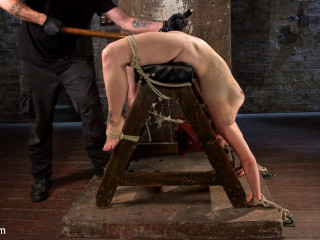 Big Tits, Brutish Bondage, Extraordinary Physical Punishment, and Dumping Orgasms!!!