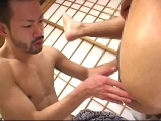 Back naughty 9 - Japanese Romp