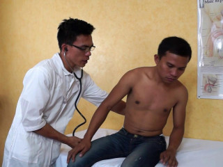 Doctor Youngster - Doctor Argie and Alex Preparing The Pucker