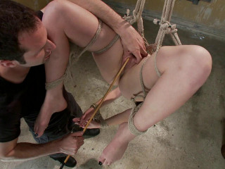 Back for More Juliette March Maestro - BDSM, Humiliation, Torment HD 720p